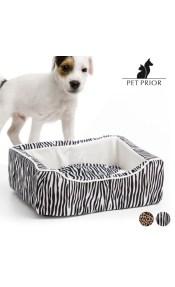 Κρεβάτι για Σκύλους Pet Prior (45 x 35 εκ) Ζέβρα