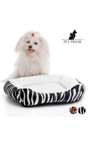 Κρεβάτι για Σκύλους Pet Prior (55 x 45 εκ) Λεοπαρδαλέ
