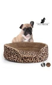 Κρεβάτι για Σκύλους Pet Prior (60 x 50 εκ) Ζέβρα