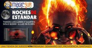 Nuevas Noches de Estándar en Magicsur @ Magicsur Chile