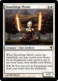 Stoneforge Mystic de liberada en Moderno ¿Qué hacer contra un mejor mazo?