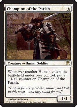 Champion of the Parish - Innistrad