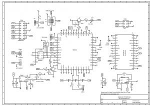 Gsm Circuit Diagram