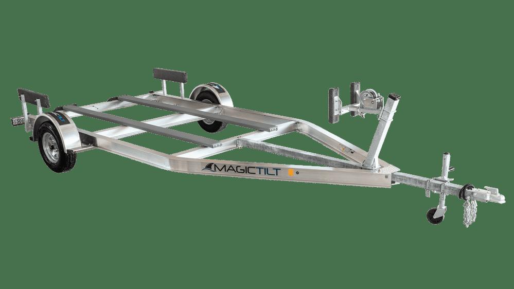 medium resolution of airboat series single axle aluminum