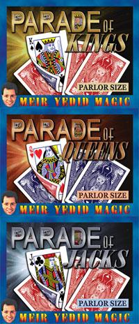 Parade Of Kings, Queens, & Jacks