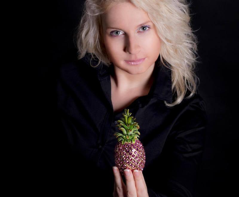 MAGIC VICTORIA lüftet das Geheimnis der Ananas © Sonja Allgaier