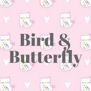 Bird & Butterfly Patterns