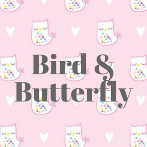 Bird & Butterfly Patterns
