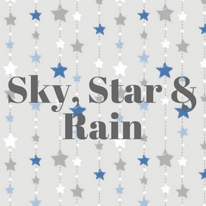 Sky, Star & Rain Patterns