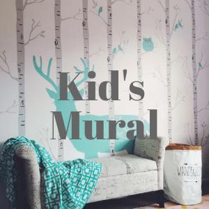Kid's Mural