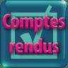 """Pictogramme """"Comptes rendus"""" de & par Richard Martens pour le CMP"""