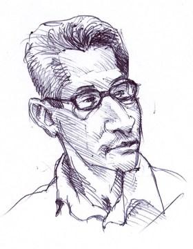 Jérôme S., dessiné par Richard Martens