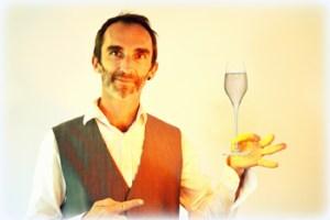 apparition champagne verre
