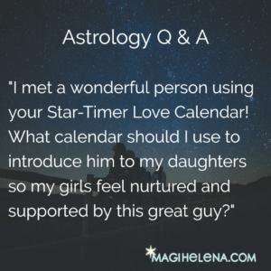 Astrology Q&A Archive - Magihelena Archive   Magihelena