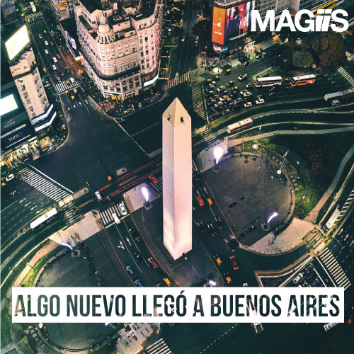 MAGIIS: La revolución del transporte colaborativo llega a Latinoamérica