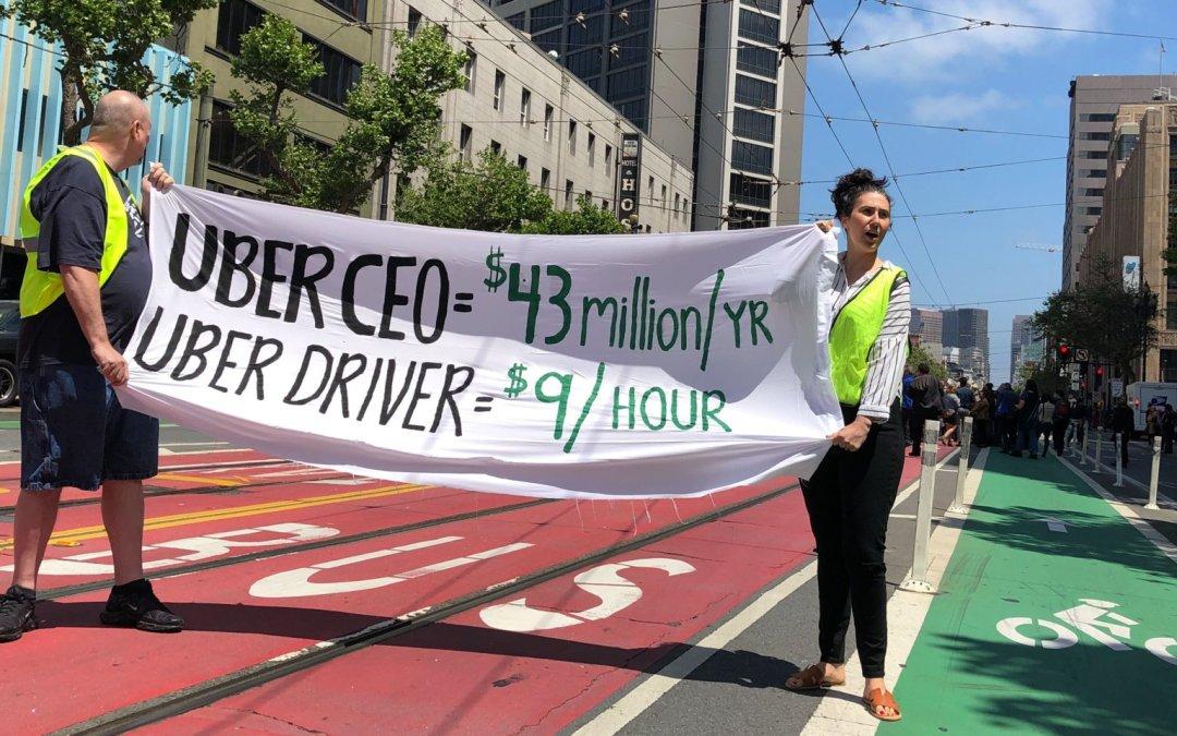 Contundente revés judicial para las Apps de transporte en California