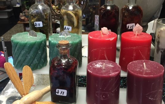 Metaphysical Candles in Fredericksburg Va