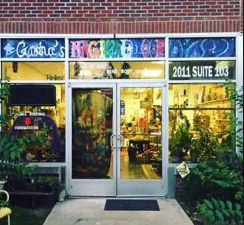 Metaphysical Stores in Virginia