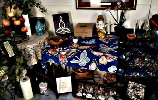 Visit our Sacred Healing Grounds in Fredericksburg VA