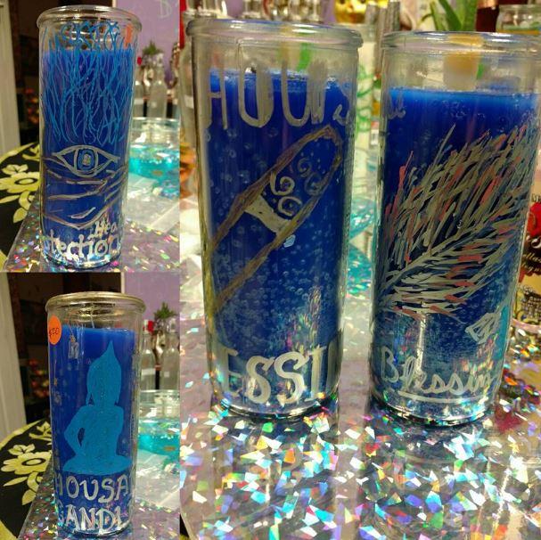 Buy Spiritual Candles in Fredericksburg VA