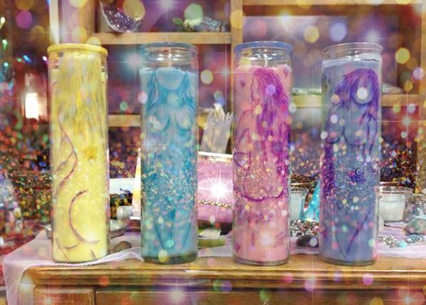 New Inner Goddess Spiritual Candles ™