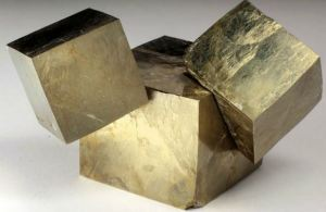 Pyrite Meaning and Metaphysical Properties  Keywords: attraction, action, masculine energy, manifestation, vitality, creativity, confidence