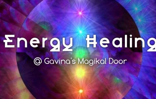 Rid Negativity in an Energy Healing
