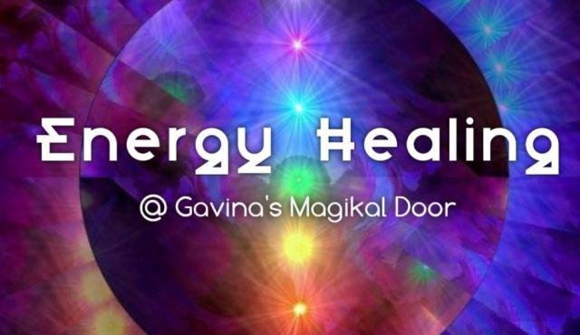 energy healing clinic magikal door