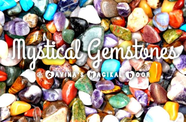 Buy attuned gemstones gavinas magikal door