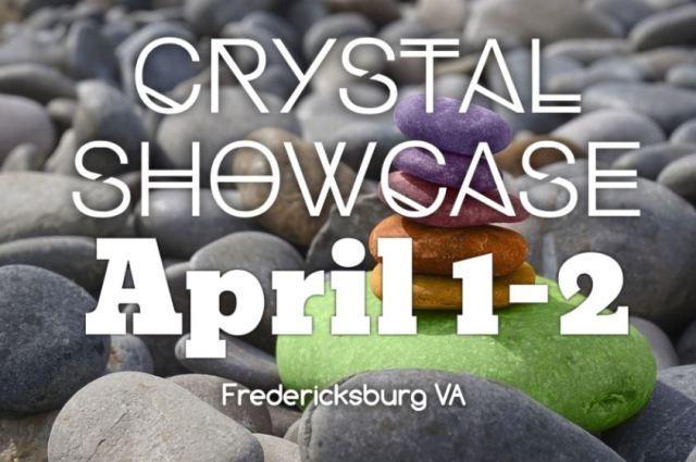 Crystal Show Case Fredericksburg VA