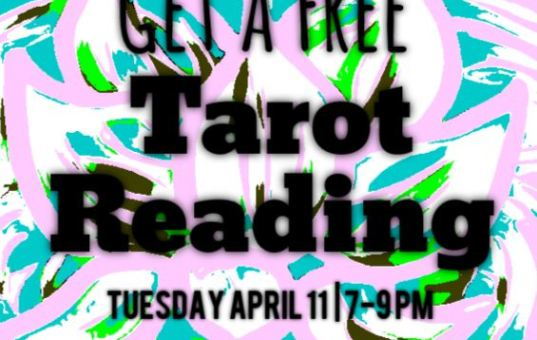 Free Tarot Readings in April