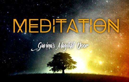 Get Ready for Meditation Tomorrow! Its going to be Epic!