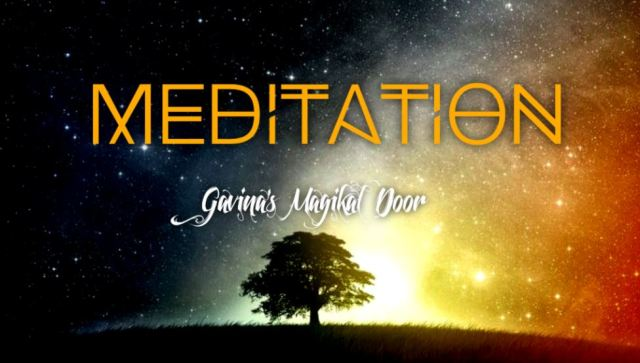 Magikal Door Meditation Classes Fredericksburg VA Special Meditation this Week on April 26, 2017