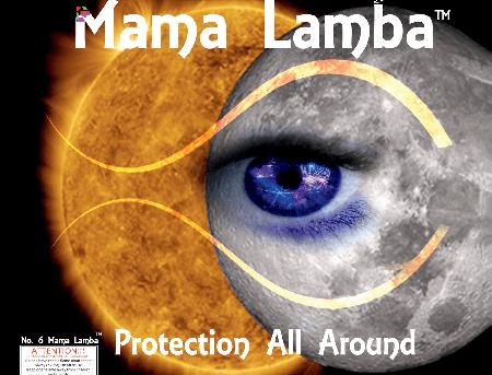 No. 6 Mama Lamba Gavinas Magikal Door Spiritual Candles