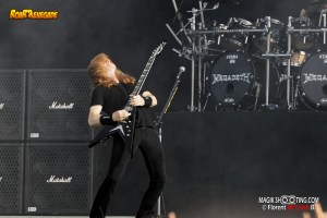 MEGADETH Live @t Hellfest Open Air Festival (Clisson , France ) 2018