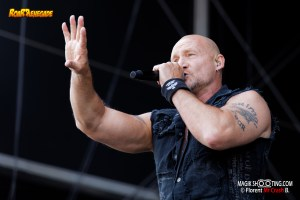 PRIMAL FEAR Live @t Hellfest Open Air Festival (Clisson , France ) 2018