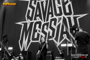 SAVAGE MESSIAH Live @t Hellfest Open Air Festival (Clisson , France ) 2018