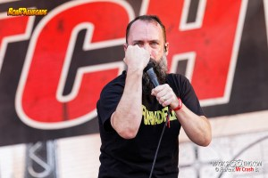 CLUTCH @t HELLFEST (Clisson , France ) 2019