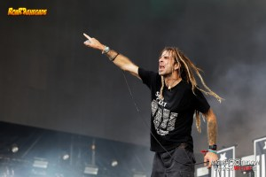 LAMB OF GOD @t HELLFEST (Clisson , France ) 2019
