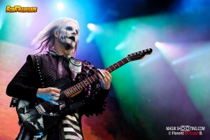 ROB ZOMBIE @t KNOTFEST (Clisson , France ) 2019