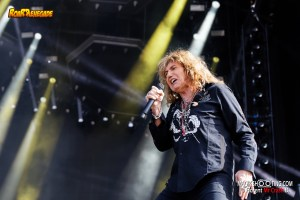 WHITESNAKE @t HELLFEST (Clisson , France ) 2019