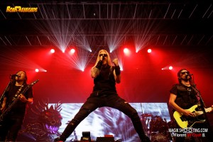 DRAGONFORCE Live @t L'usine (Istres , France ) 2020