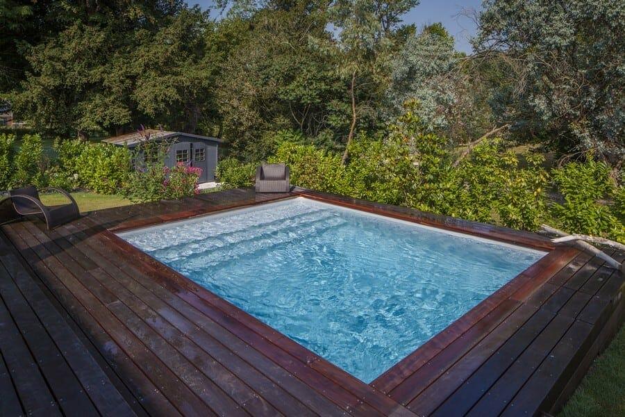 vonkajší bazén magiline