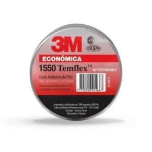 CINTA AISLADORA 3M TEMFLEX 20 MTS