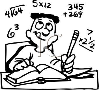 study MATH!