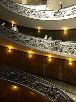 Stairs in Vatican