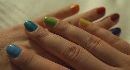 Yup, here's the sample of how my nails can look like.