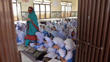 Malala defender educacion