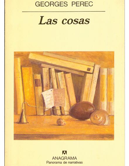 Las cosas, Georges Perec