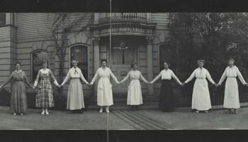 Mujeres del Observatorio de Harvard